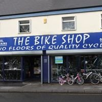 The Bike Shop, Arnold, Nottingham.