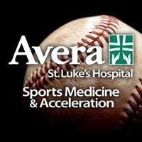 Avera St. Luke's Sports Medicine and Acceleration