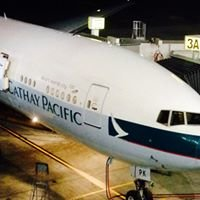 Cathay Pacific @ SFO
