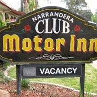 Narrandera Club Motor Inn