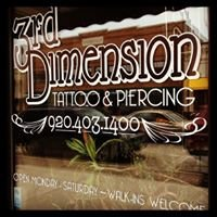 3rd Dimension Tattoos and Piercing