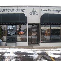 Surroundings Home Furnishings Gallery