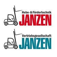 Stapler Janzen - Gabelstapler