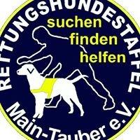 Rettungshundestaffel Main- Tauber e.V.