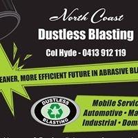 North Coast Dustless Blasting