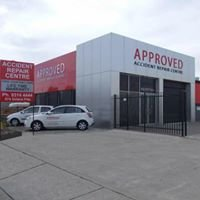 Approved Accident Repair Centre