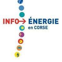 Espace Info Energie en Corse