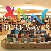 Title Waves - Mumbai's first large format boutique bookstore.