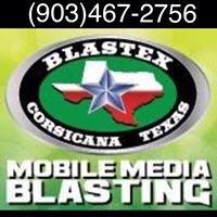 Blastex Dustless Blasting