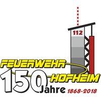 Freiwillige Feuerwehr Hofheim am Taunus