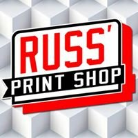 Russ' Print Shop & The Advertiser