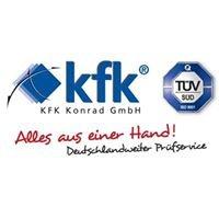 KFK Konrad GmbH Safety Prüfservice &  Elektroprüfungen deutschlandweit