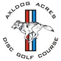 Axldog Acres Disc Golf Course