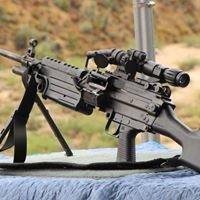 Big Sandy Machine-Gun Shoot