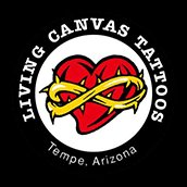 Living Canvas Tattoos Inc