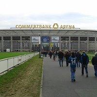 Kick für Kinder - Commerzbank Arena