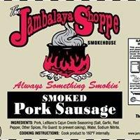 The Jambalaya Shoppe Smokehouse