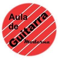 Aula de Guitarra Moderna
