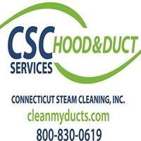 CSC HOOD & DUCT