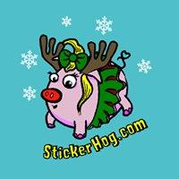 Sticker Hog Wall Decals