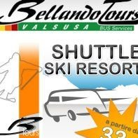 Shuttle ski Resort