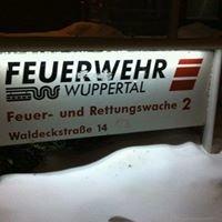 Feuer-  und Rettungswache 2 der Berufsfeuerwehr Wuppertal