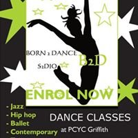 Born 2 Dance s2dio