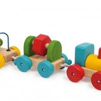 La boutique du jouet en bois