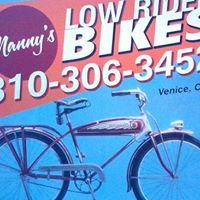 Manny's Lowrider Bikes