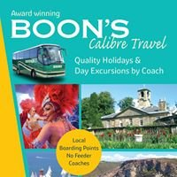 Boon's Calibre Travel - Suzanne Evans t/as