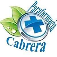 Parafarmacia Cabrera