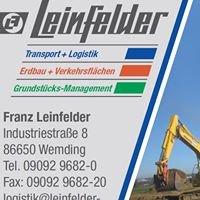 Franz Leinfelder Logistik GmbH und Erdbau GmbH
