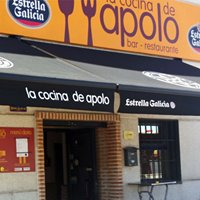 Rivas Restaurante La Cocina de Apolo