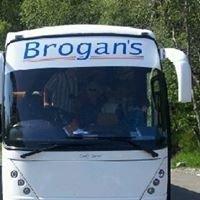 Brogans coach hire