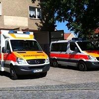 Promedica Rettungswache Groß Kreutz
