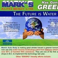 Mark's Auto Body Ltd