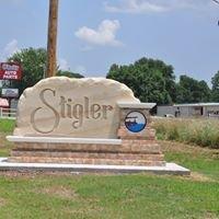 Stigler- Haskell Co. Oklahoma Chamber Of Commerce