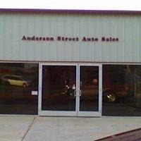 Anderson Street Auto Sales