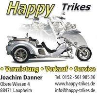 Happy Trikes Trikevermietung
