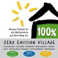 """Verbandsgemeinde Weilerbach """"Zero Emission Village"""""""