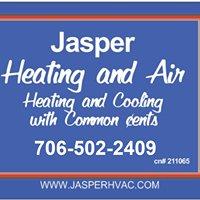 Jasper Heating, Airconditioning, and Refrigeration.