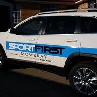 Sportfirst Mowbray