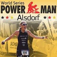 Powerman Alsdorf = Dachser Duathlon