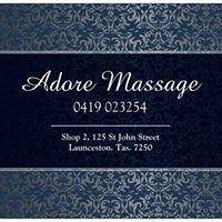 Adore Massage - Launceston