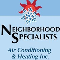 Neighborhood Specialists, Heating and Air Conditioning Services