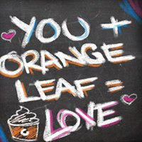 Orange Leaf Barboursville