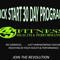 AS-Fitness, Health and Performance