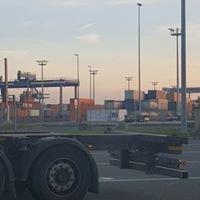 TriCon Container Terminal Hafen Nürnberg