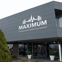MAXIMUM professional healthclub