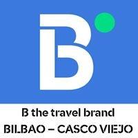 B the travel brand Bilbao - Casco Viejo